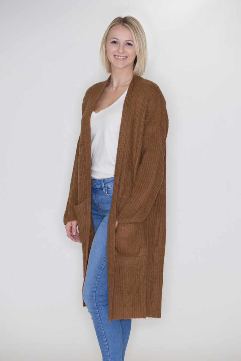 Lumiere Oversized Cardigan