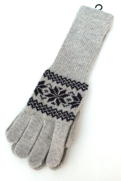 Snowflake Gloves by Girly