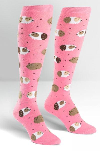 Guinea Piggin' Around Socks by Sock It To Me