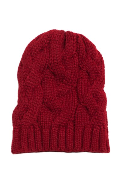 Cable Knit Beanie by Urbanista