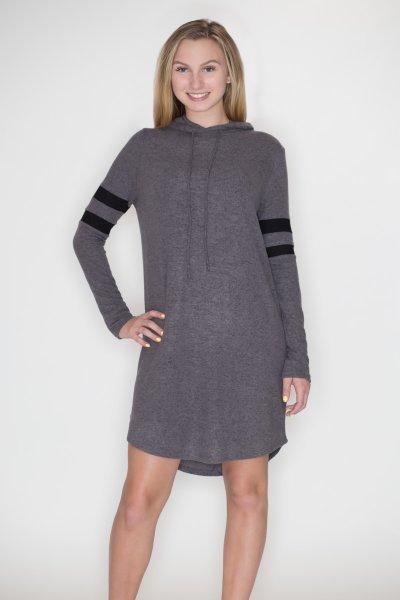 Hoodie Dress by Cherish