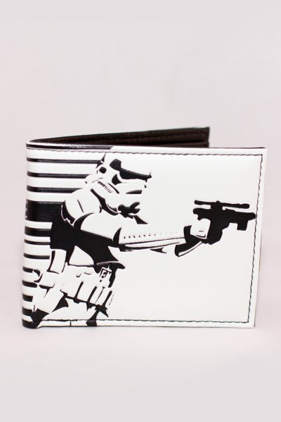 Star Wars Stormtrooper Wallet by Bioworld