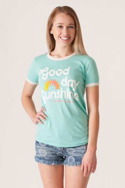 Good Day Sunshine Tee by Junk Food