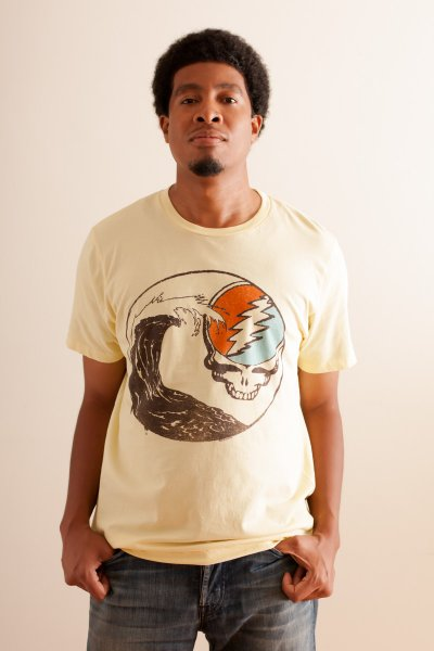 Grateful Dead Tee by Junk Food