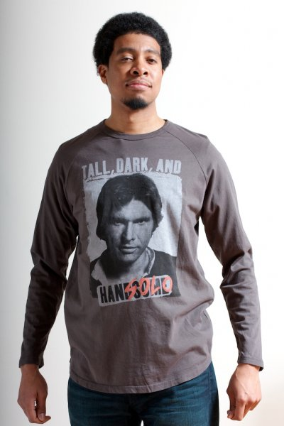 Tall Dark And Han Solo by Junk Food