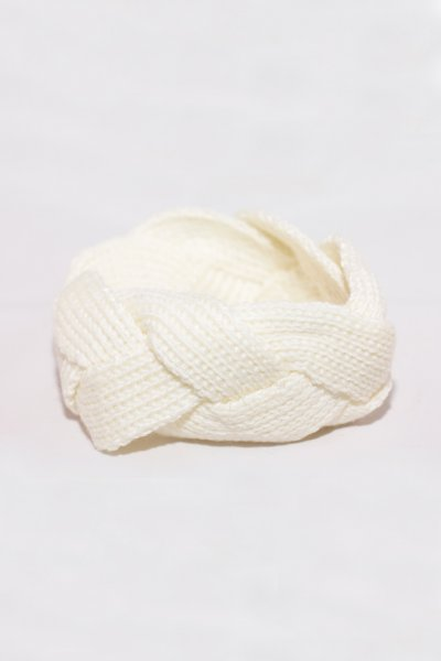 Knit Sweater Headband by Something Special