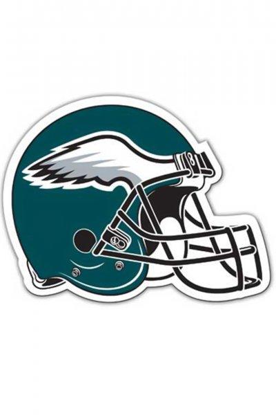 Philadelphia Eagles Helmet Magnet by Fremont Die
