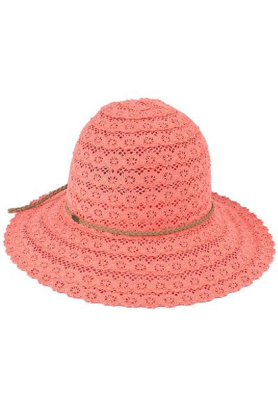 Layered Lace Hat by C.C.
