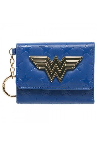 DC Comics Wonder Woman Mini Trifold Wallet by Bioworld