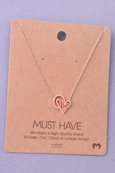 Love Heart by Must Have