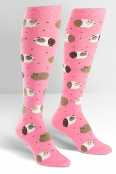 Guinea Piggin' Around Socks by Sock It To Me