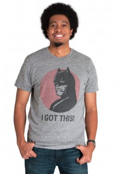 I Got This Batman Tee by Junk Food