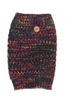 Multicolor Button Boot Cuff by C.C.