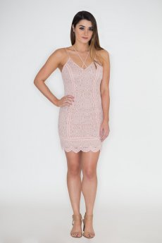 Lace Cami Dress by She and Sky