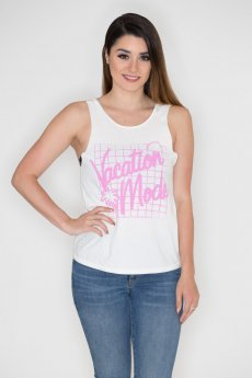 Vacation Mode Tank by Junk Food