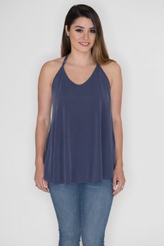 Strappy Back Tank by Cherish