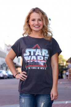 Star Wars Tee by Junk Food