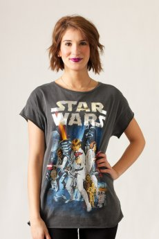 Star Wars A New Hope Tee by Junk Food