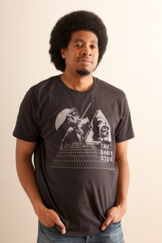 Dark Side of the Force Tee by Junk Food