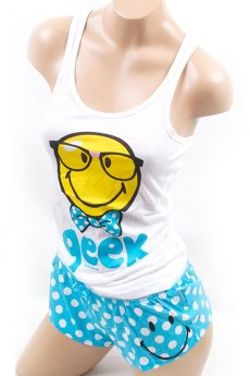 Geek Pajamas by Smiley World