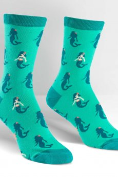 Princess Of The Sea Socks by Sock It To Me