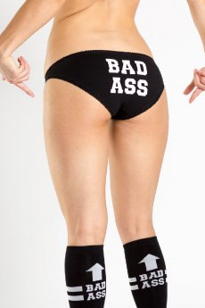 Bad Ass Underwear by Sock It To Me