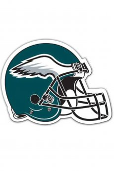 Philadelphia Eagles Helmet Magnet by Fremont Die
