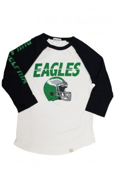 Philadelphia Eagles Raglan Tee by Junk Food