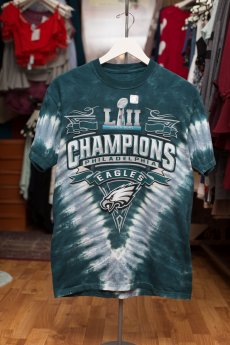 Philadelphia Eagles Super Bowl Champions Tee by Liquid Blue