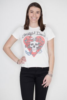 Grateful Dead Spring 1991 Tour Tee by Junk Food