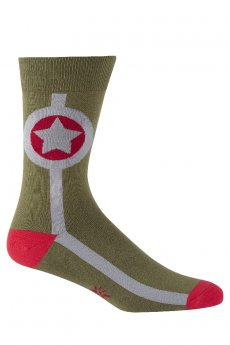Army Star Sock by Sock It To Me