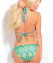 Blue Diamond Bikini by Dippin Daisy