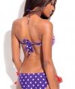 American Flag Bikini by Lolli