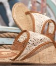 Rocket Dog Fannie Lovely Crochet Sandal