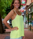 Daisy Trim Tank Top by Very J