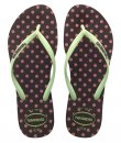Havaianas Slim Fresh Polka Dot Pop-Up Sandal