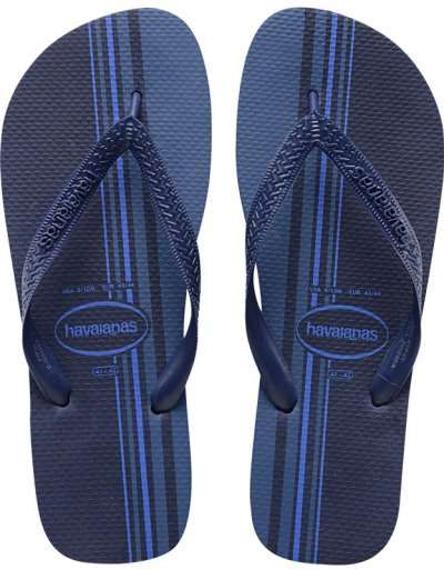 Havaianas Top Basic Striped Flip Flop